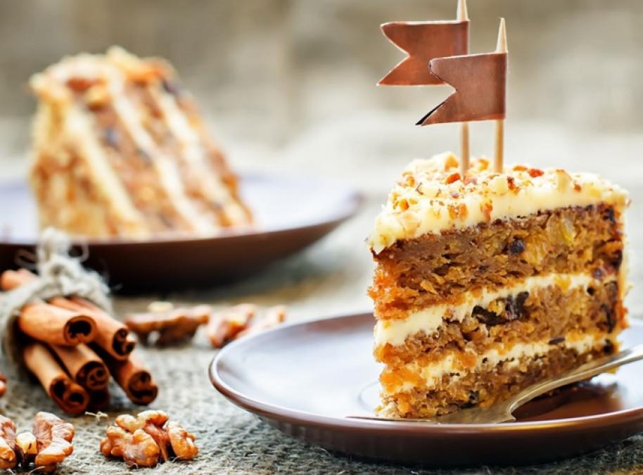 Tortul de morcovi, un deliciu pentru cei mici! Invata sa-l prepari acasa