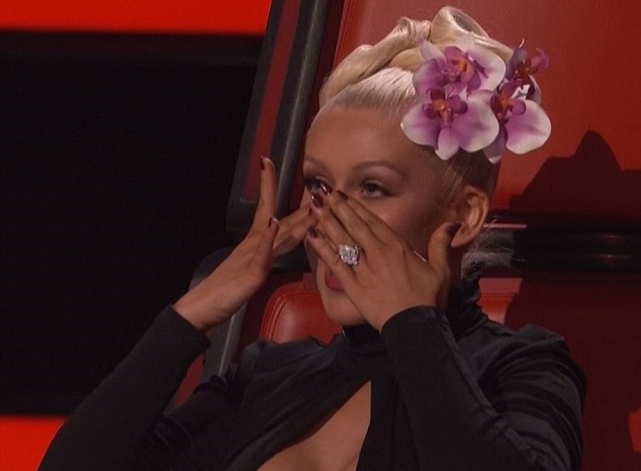 Christina Aguilera, plina de SANGE pe fata! Cum a fost gasita de mama ei. Dezvaluiri SOCANTE!