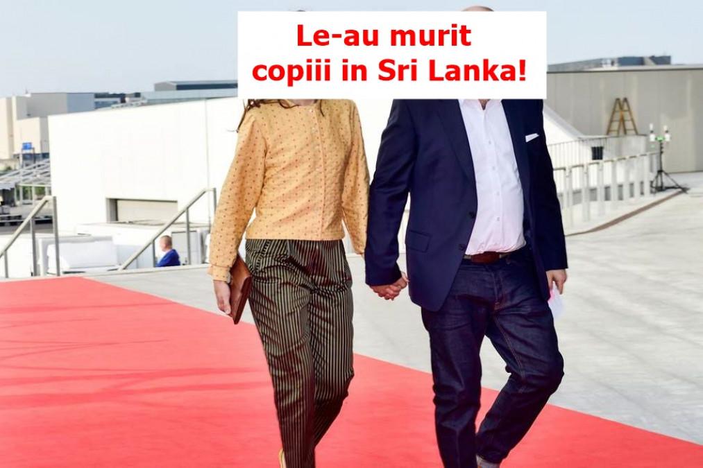 BOMBA! Le-au murit 3 copiii in atentatele din Sri Lanka! Miliardarul este in genunchi! Ce se intampla cu trupurile micutilor, acum