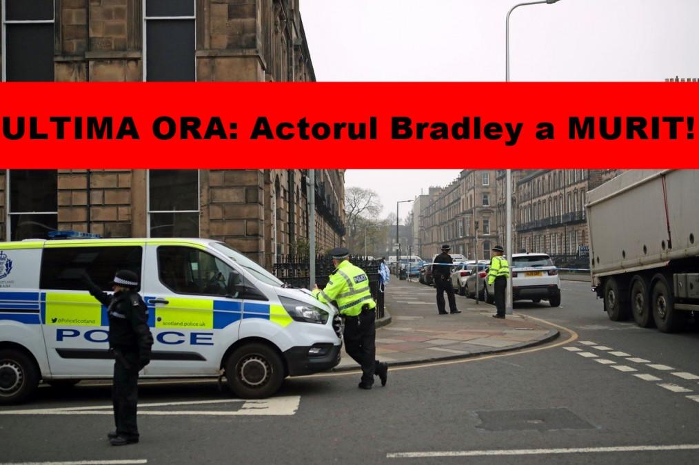 ULTIMA ORA: Actorul Bradley a MURIT dupa ce a fost impuscat in cap. Hollywood-ul e in SOC!