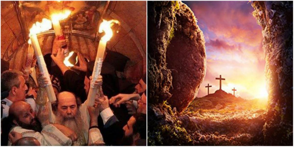 Ce nu stiai despre Lumina Sfanta de la Ierusalim. Miracolul are loc in fiecare an, de Paste