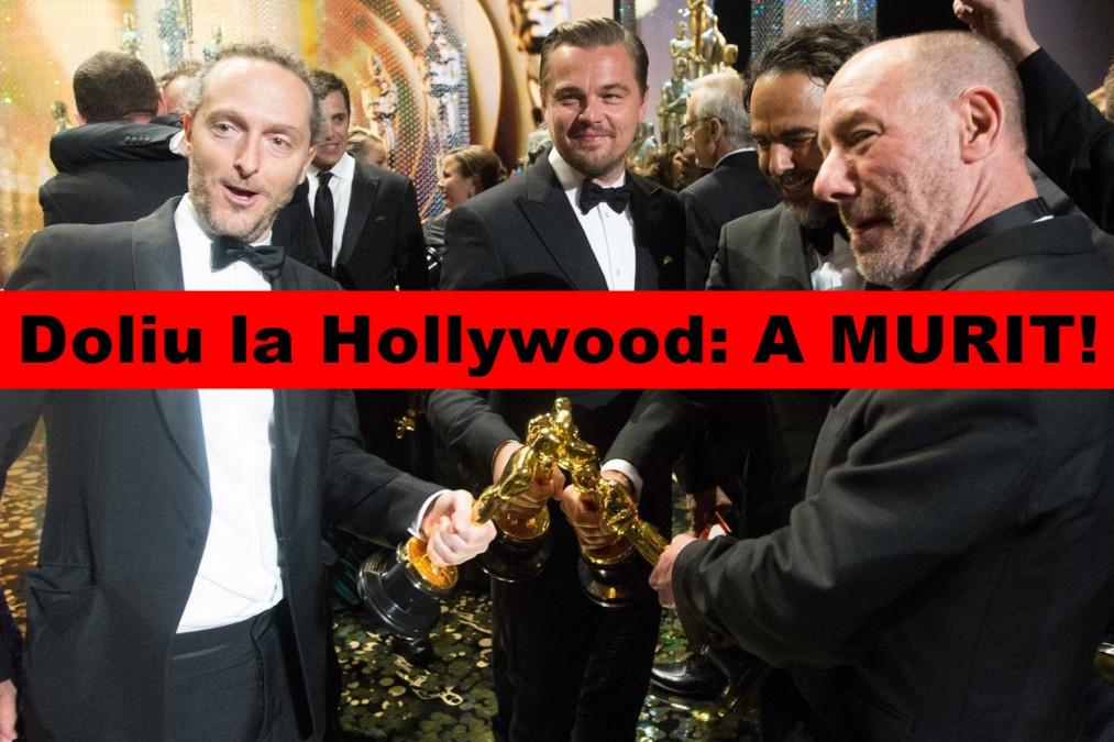 Cutremur la Hollywood, castigatorul Oscarului a MURIT! Suferea de cancer osos si nimeni nu stia. Lumea filmului este devastata