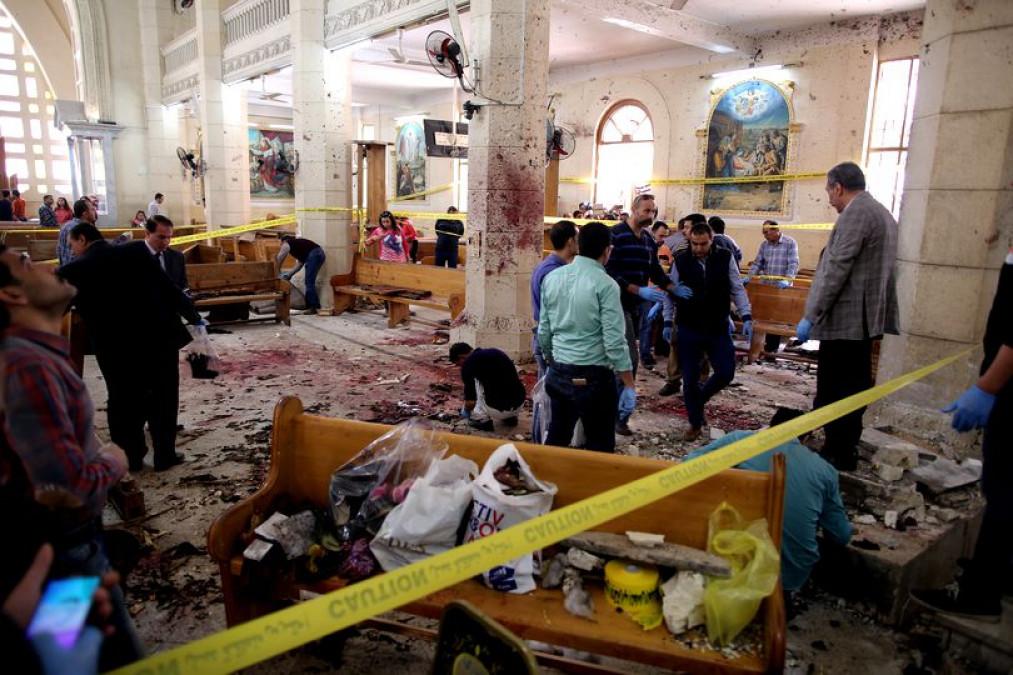 Explozii in BISERICI, de Pastele catolic! Sute de credinciosi au MURIT sau au ajuns la spital! Ce spun autoritatile