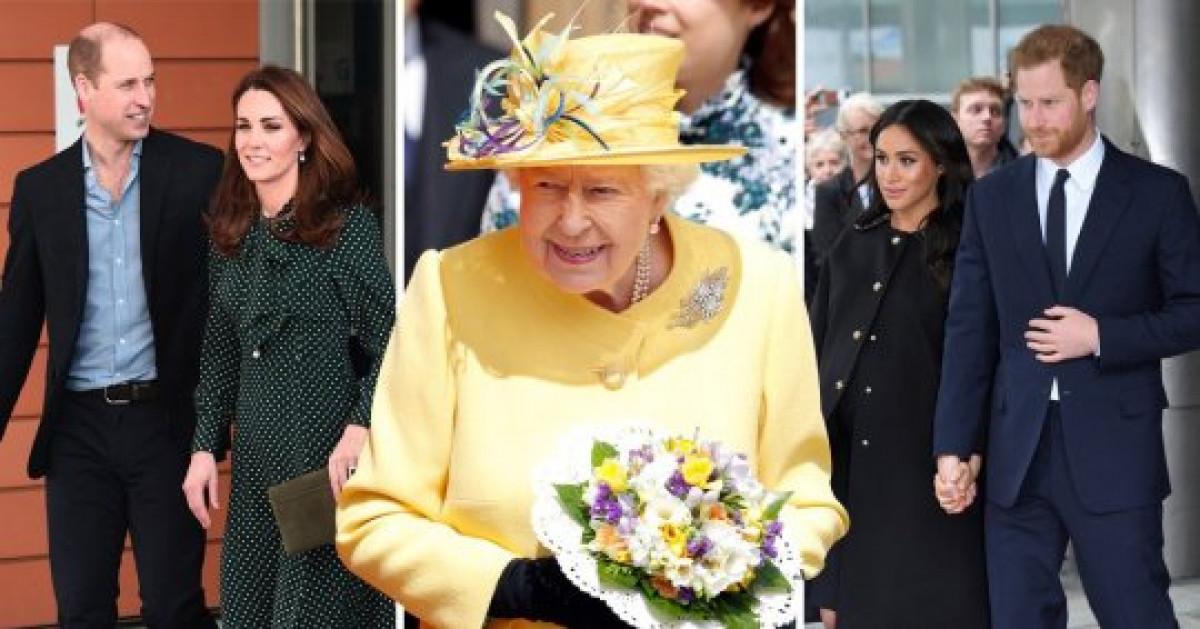 BOMBA! Meghan Markle a LIPSIT de la aniversarea Reginei! De ce Harry a aparut singur, peste tot!