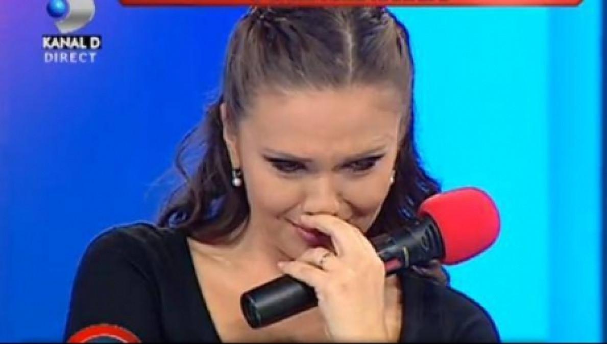 Cristina Siscanu, in lacrimi! 'Tremuram din toate incheieturile... Am plans in masina' Ce a patit sotia lui Madalin Ionescu
