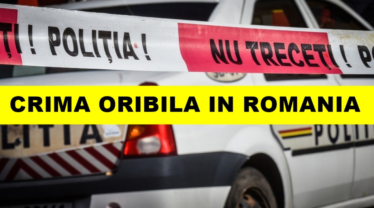 Crima oribila in Romania! A fost UCIS cu sange rece, lumea este in stare de SOC. Doamne-fereste!
