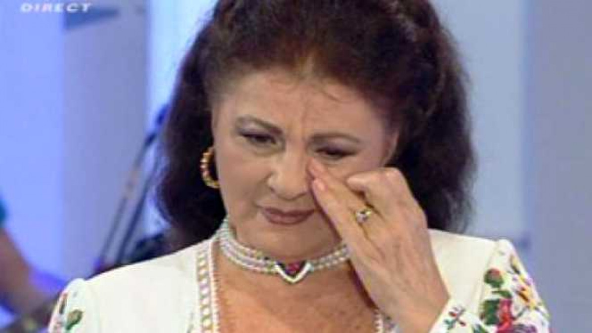 Irina Loghin a facut ACCIDENT VASCULAR! A ajuns de urgenta la medici. Cum se simte cantareata