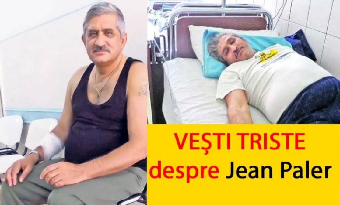 Jean Paler, internat de URGENTA! Medicii au cele mai proaste vesti: inima lui a cedat