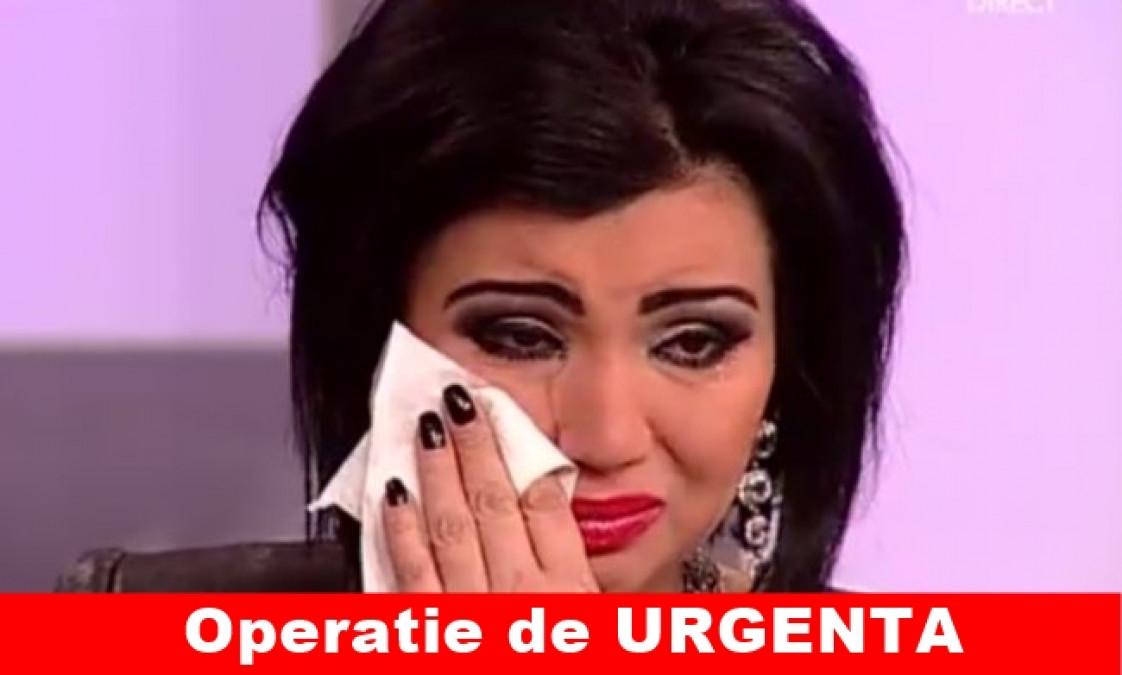 Adriana Bahmuteanu, operatie de URGENTA! Este GRAV: 'Rugati-va pentru mine si pentru Mihai Constantinescu!'