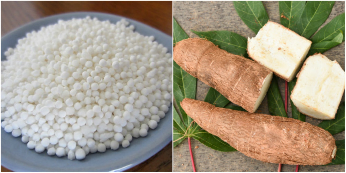 Ce este tapioca si de ce e bine sa o consumi! E bogata in proteine si nu contine gluten