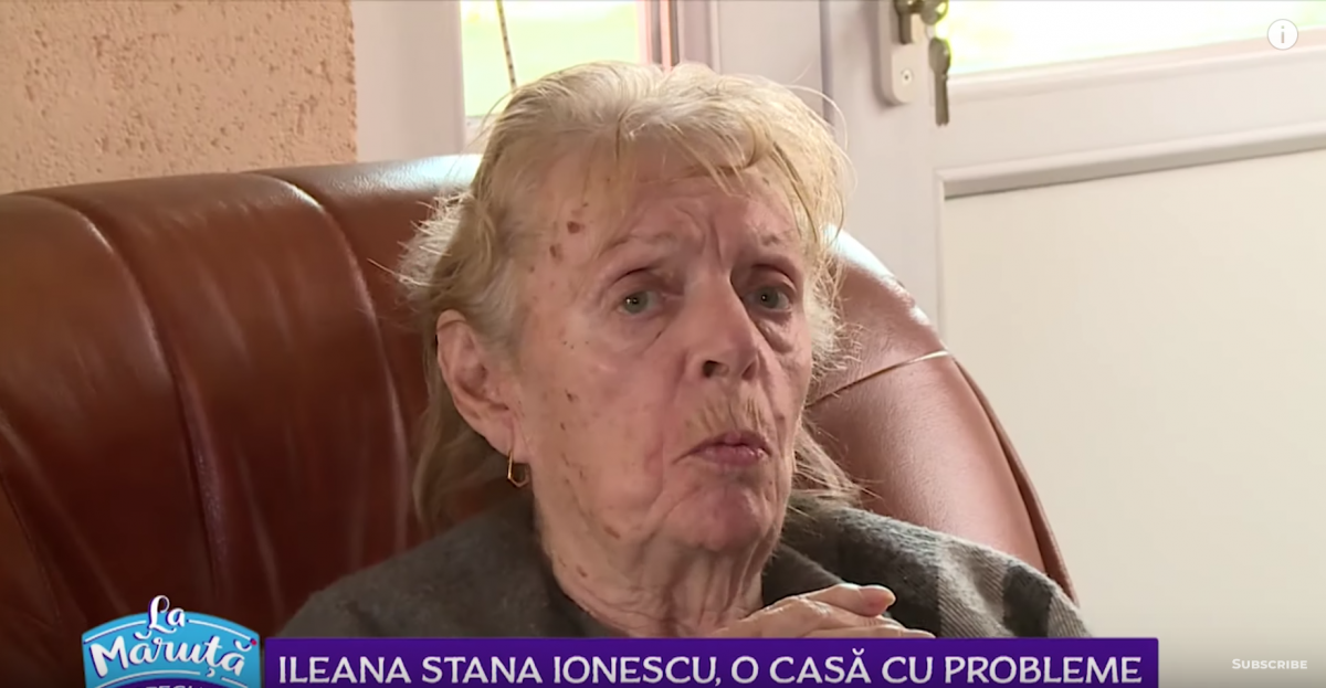 Ileana Stana Ionescu arata RAU! Actrita e transfigurata TOTAL de batranete, abia o recunosti. Ce se intampla cu ea la 67 de ani