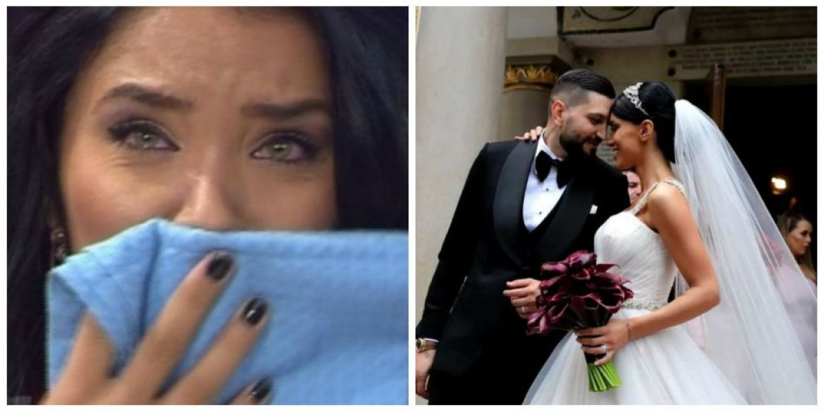Adelina Pestritu, UMILINTA fatala in ziua nuntii! Ce a patit vedeta dupa ce toata lumea a vazut-o in rochie de mireasa