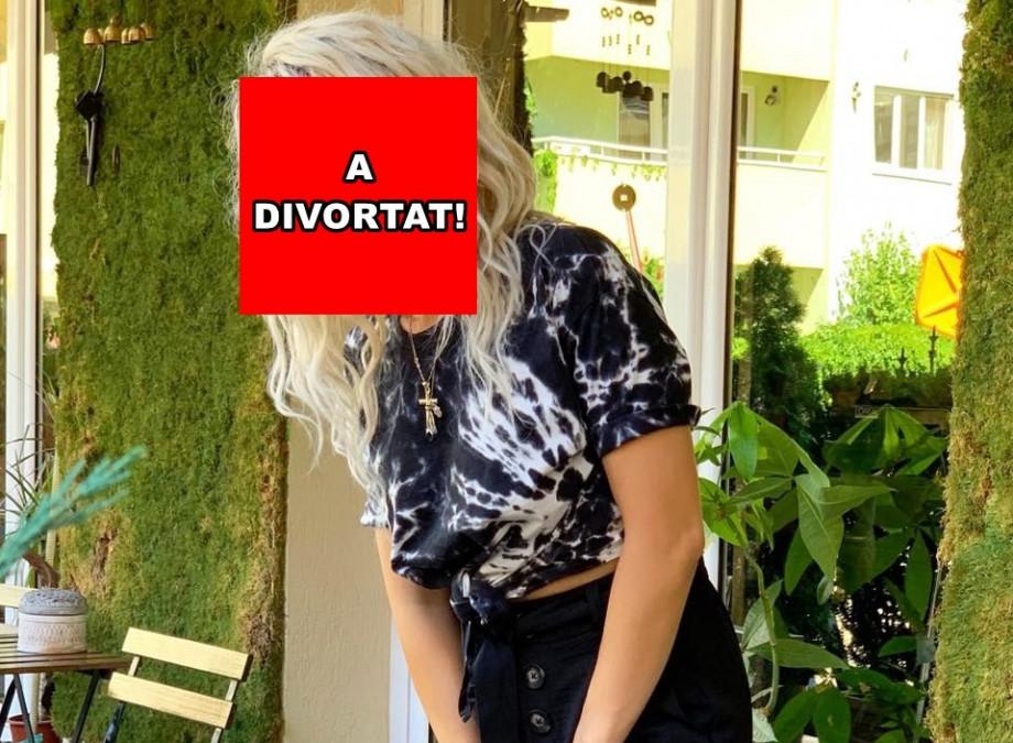 BOMBA in showbiz: Andreea a DIVORTAT! Blonda n-a mai suportat si a marturisit TOT. Pacat!