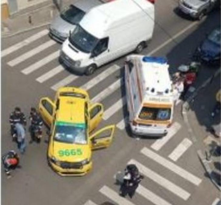 Cantareata, implicata intr-un ACCIDENT auto in Bucuresti! Vedeta a intrat cu masina intr-un taxi. Detalii de ultima ora