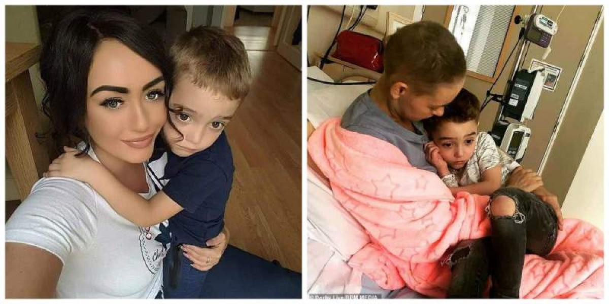 O mama bolnava de cancer trebuie sa-si anunte baietelul ca nu mai are mult de trait. Femeia sufera de cancer in stadiu terminal