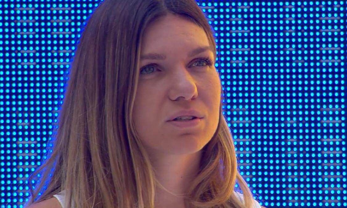 Simona Halep, in LACRIMI din cauza Andrei! I-a spus asta chiar pe SCENA! VIDEO