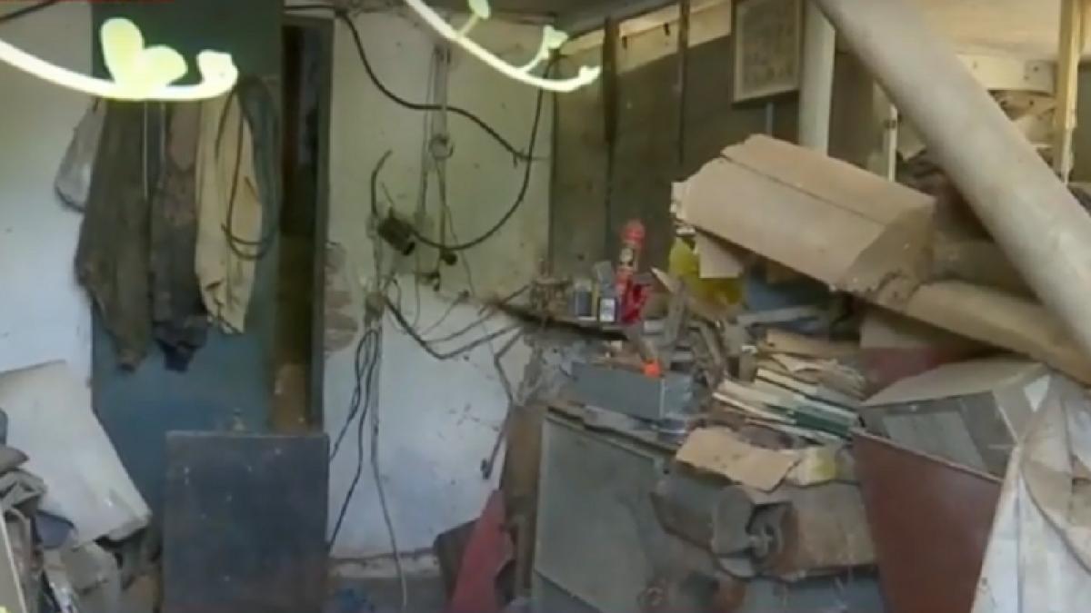 Imagini TULBURATOARE! Cum arata camera groazei, unde Dinca le-a torturat pe fete